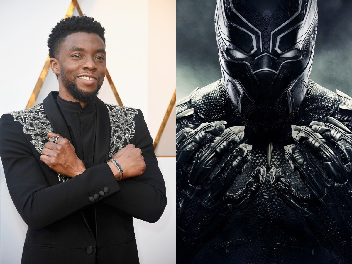 Chadwick Boseman wanted the Wakandan's to speak with a click in Black Panther - Marvel wanted a British or American accent