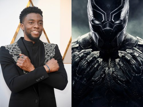 Chadwick Boseman Wanted The Wakandan S To Speak With A Click In Black Panther Marvel Wanted A British Or American Accent Webbed Media