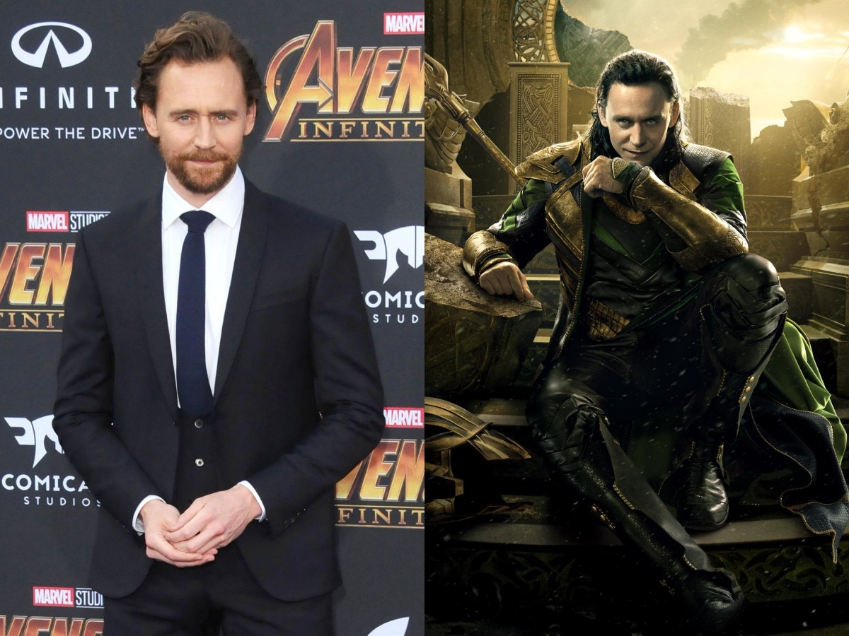 Tom Hiddleston on Loki - The God of Mischief reveals some secrets