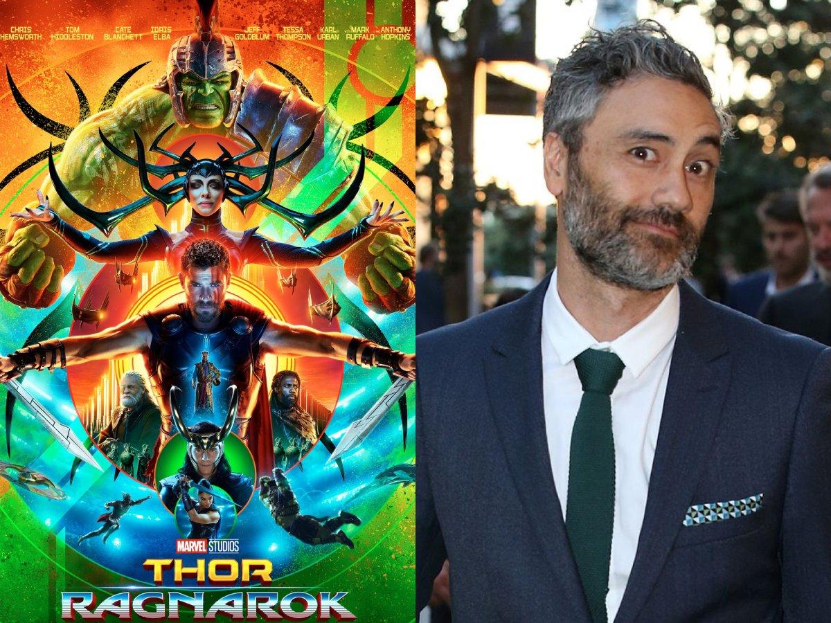 Taika Waititi Talks Thor Ragnarok