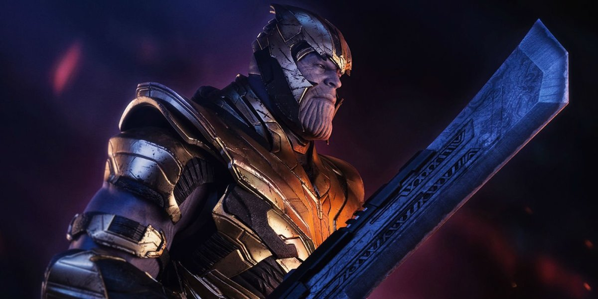 Thanos' Endgame Weapon Is Based On The Infamous Thanos-Copter